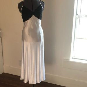 Vintage Victoria's Secret Gold Label Gown